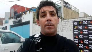 OLASPERU.COM: Entrevista a Peter Mel en el Billabong Pico Alto Invitacional 2011