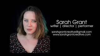 Sarah Grant | Filmmaking Showreel 2020