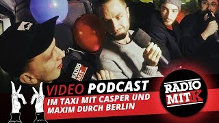 Kraftklub  Jahresabschlussgala-Taxi mit Casper und Maxim - Radio mit K Episode 20 XXL(, 2017-01-17T13:52:53.000Z)