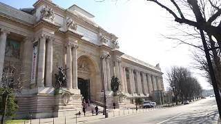 Restauration d'un tableau monumental de Fernand Léger, « Le Transport des forces »