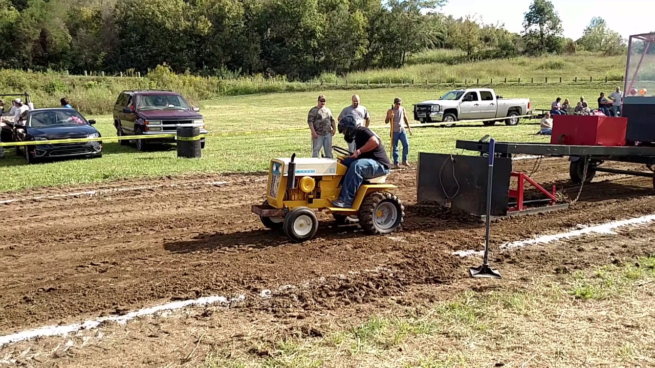 Garden tractor sled pull YouTube – Garden Tractor Pulling Sled Plans