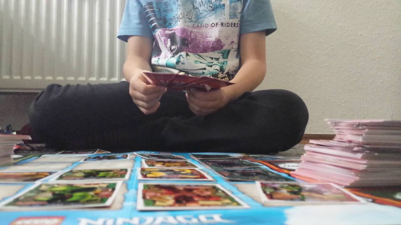 Ninjago Karten Spielen
