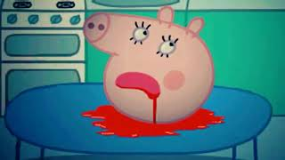 Scary Video Of Peppa Pig   Don T Watch This Video If Your No