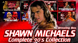 Shawn Michaels:  The Complete 90s Collection
