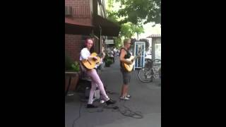 Good music on the street Thumbnail