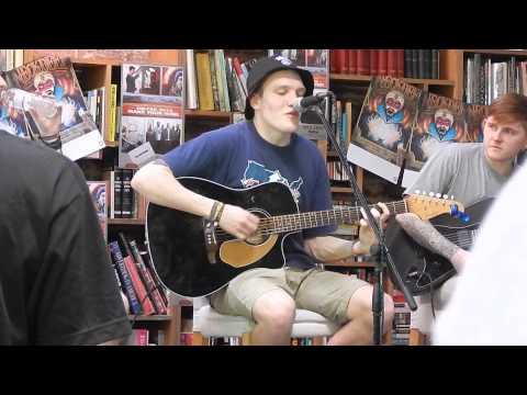 Neck Deep Cover of Dammit by Blink-182 Acoustic