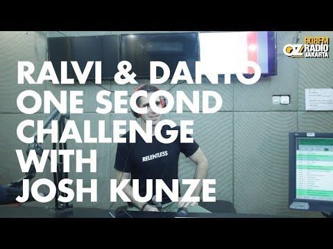 One Second Challenge with Josh Kunze