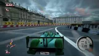 Project Gotham Racing 4 (PGR4): Radical SR9 LMP2 car (Gameplay)