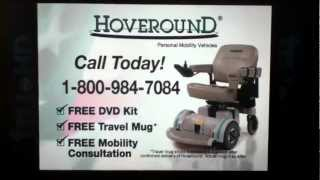 Hover Round Takes Me Where I Want To Go
