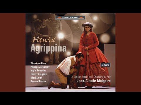 Agrippina, HWV 6: Act II Scene 8: Ingannata Una Sol Volta (Poppea)