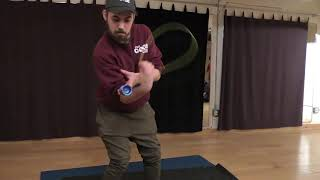 Michael Kurti - 3rd Place - Unparalleled Exhibition 3.9.2019 - Presented by Yoyo Contest Central
