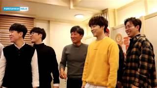 박시환 Sihwan Park パクシファン - 190422 울림스테이션 비하인드