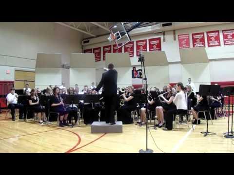 Carrington High School Conjoined Band Christmas Concert