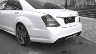 Купить Mercedes-Benz S63 AMG W221 в Москве(, 2016-04-28T08:31:23.000Z)