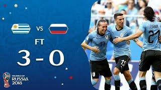Piala Dunia 2018 | Cuplikan Gol Uruguay Vs Rusia