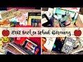 HUGE International Back to School Giveaway 2018 | School Supplies + Makeup + Skincare!!