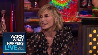 Are Carole Radziwill And Ex Adam Still In Touch? | RHONY | WWHL