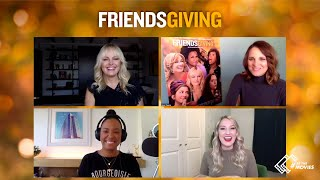Friendsgiving Interview with Malin Akerman, Aisha Tyler, and Director Nicol Paone