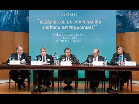 Panel: Corrupción - Congreso Desafíos de la Cooperación Jurídica Internacional