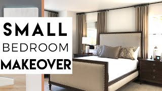 Small Bedroom Makeover | Small Apartment | Interior Design