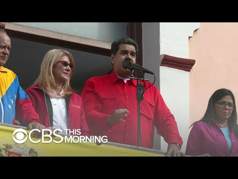 Battle for power in Venezuela hinges on Maduro's military Mp3