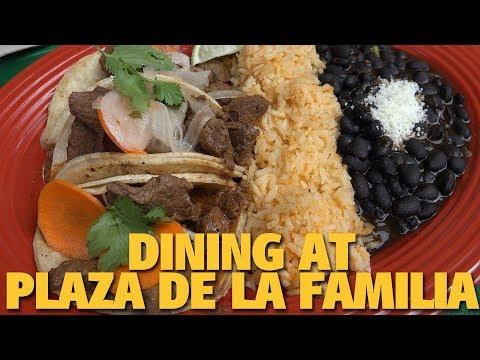 Plaza de la Familia Dining & Overview | Disney California Adventure