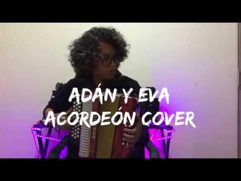 Adán y Eva - Paulo Londra Mulett Acordeón Cover