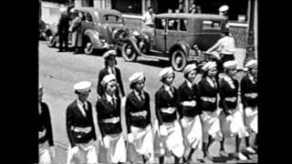 Fiesta of the Holy Ghost, Santa Clara, CA - 1938