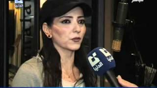 Addounia : لقاء نجمة سوريا أمل عرفة في برنامج الكرة بملعبك