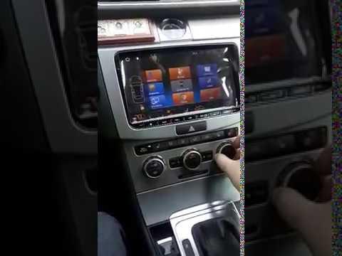 Магнитола Mignova VPA 7810-9 для VW Passat CC