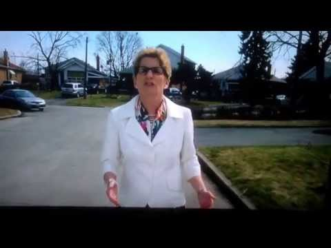Ontario Liberal Party French commercial