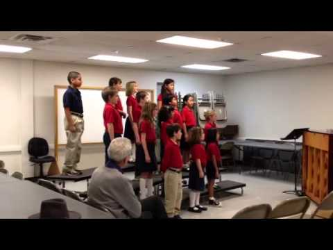 Strickland Christian School 3rd Grade 2013