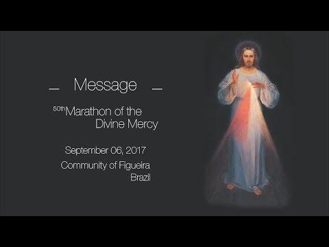 Message of Christ Jesus - September 06, 2017 (Figueira, Brazil)