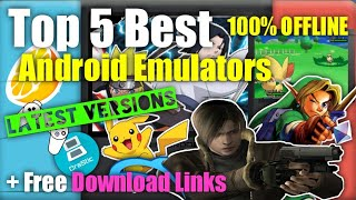 Top 5 Android Emulators 2020 | Best Android Emulators 2020 | Android Emulators Latest Version