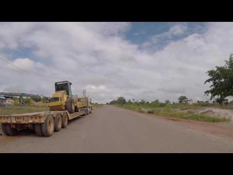 Guyana Traversée Guyana Partie 1 Linden Jungle, Gopro / Guyana Across Guyana Part 1