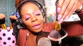 Lip Smacking ASMR Mouth Sounds Chewing Gum/MIC Brushing