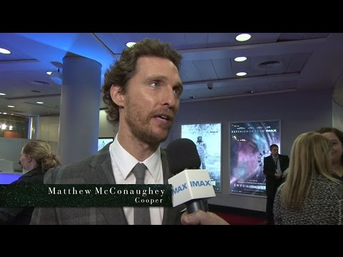 Interstellar European Premiere - IMAX® Featurette
