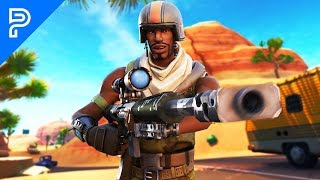 I went into duo fill with AERIAL ASSAULT TROOPER and hit a TRICKSHOT! (he FREAKED out) Medium (360p)
