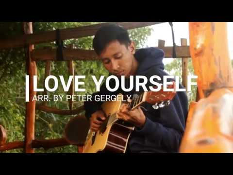 LOVE YOURSELF arr. by [ PETER GERGELY ]