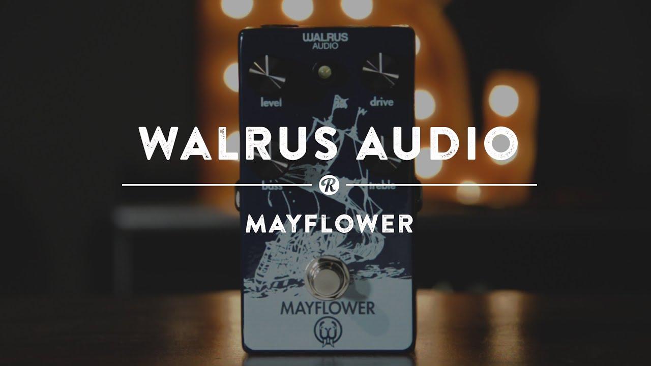 walrus audio mayflower reverb demo video youtube. Black Bedroom Furniture Sets. Home Design Ideas