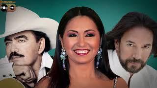 JOAN SEBASTIAN, ANA GABRIEL y MARCO ANTONIO SOLÍS ÉXITOS SUS MEJORES BALADAS ROMÁNTICAS