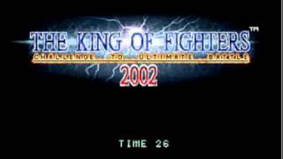 The King Of Fighters 2002 OST - Arashi No Saxophone 2 (Iory Yagami Theme)