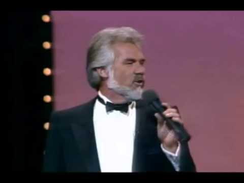 Lady (Lionel Richie) - Kenny Rogers (Karaoke)