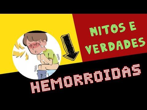 Mitos e Verdades - Hemorroidas