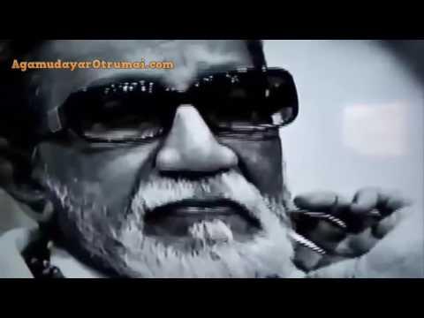 Mumbai Don Varatharaja Mudaliyar from Agamudayar Caste Hero of Mumbai Tamil People