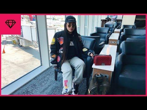 Chicago/Schaumburg Travel + Food Vlog + Sneaker Con | nitro:licious