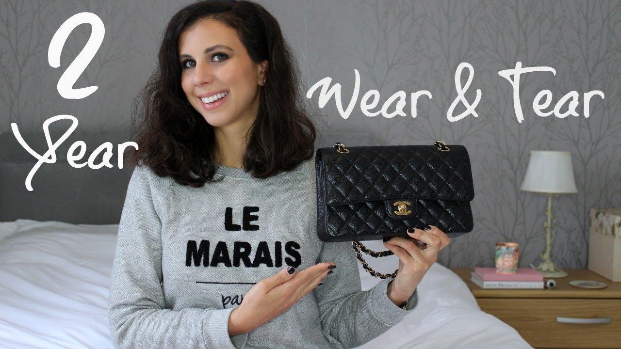 0e57b9eec4a7 Chanel Medium Classic Flap - 2 Year Review