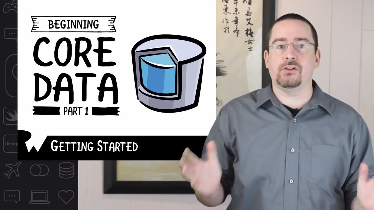 Getting Started with Core Data in iOS 11, Xcode 9, and Swift 4 -  raywenderlich com