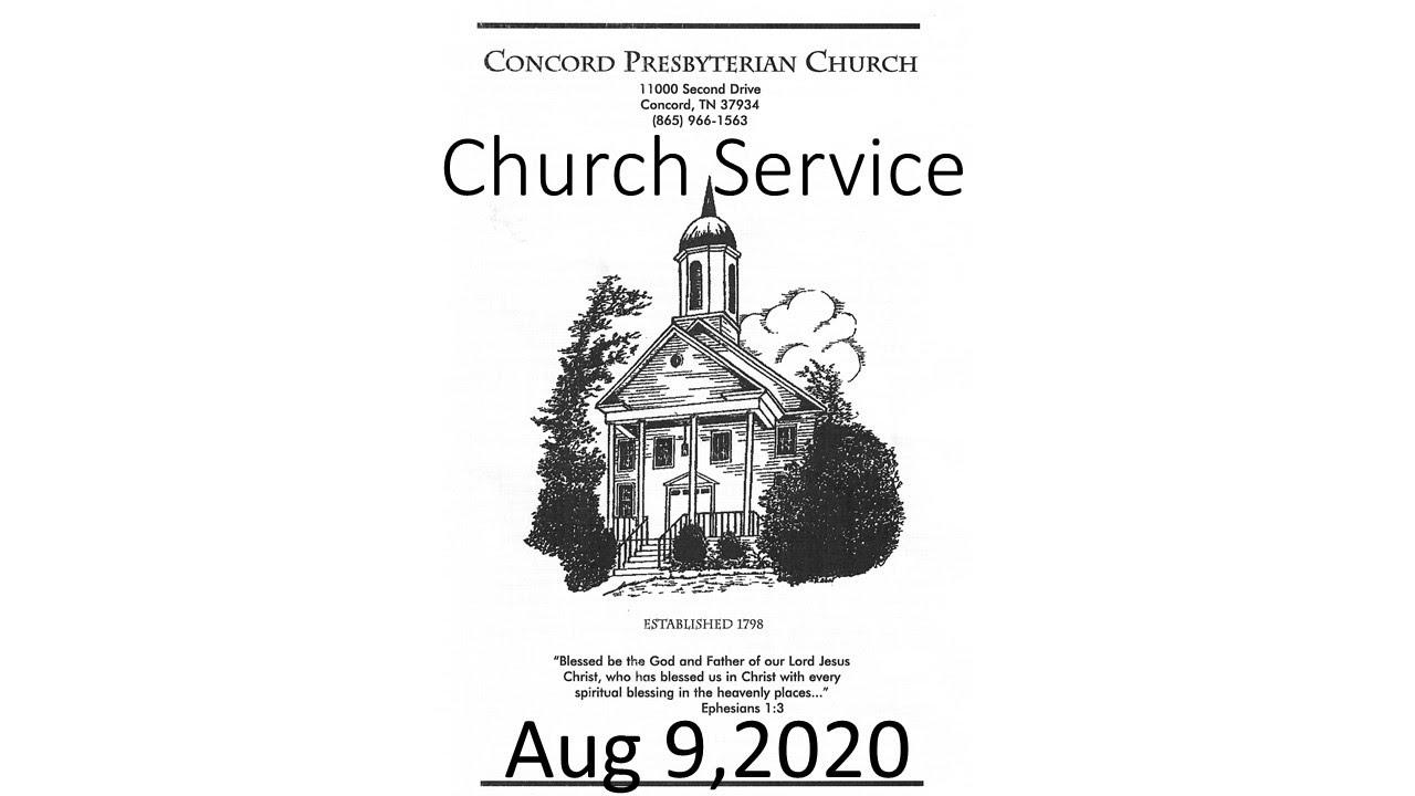 CPC Service Aug 9, 2020