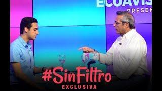 """#SinFiltro con JIMMY JAIRALA: """"No le he puesto el pie en la cabeza a nadie"""""""